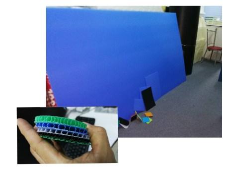 Corrugated Plastic Sheet - PP Sheet