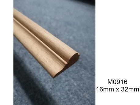M0916 Wood Moulding For Wainscoting