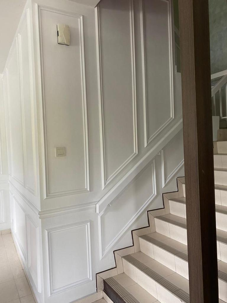 Wall Wainscoting Project (3)