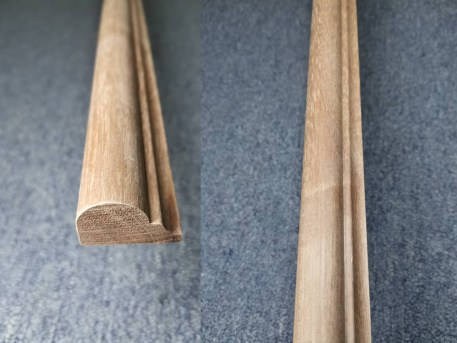 Wood Moulding For Wainscoting SS125 (1)