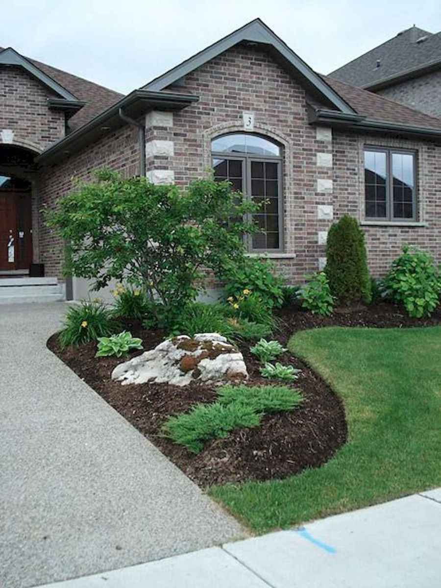 Cheap landscaping ideas for your front yard that will inspire you (29)