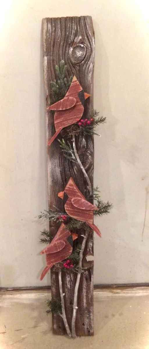 0016 Awesome DIY Wooden Christmas Craft Ideas