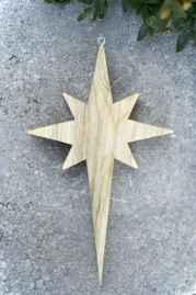 0018 Rustic DIY Wooden Christmas Ornaments Ideas
