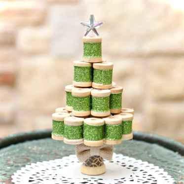 0019 Rustic DIY Wooden Christmas Ornaments Ideas