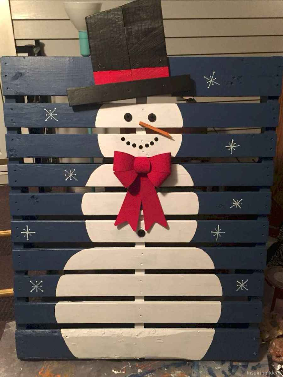 0036 Awesome DIY Wooden Christmas Craft Ideas