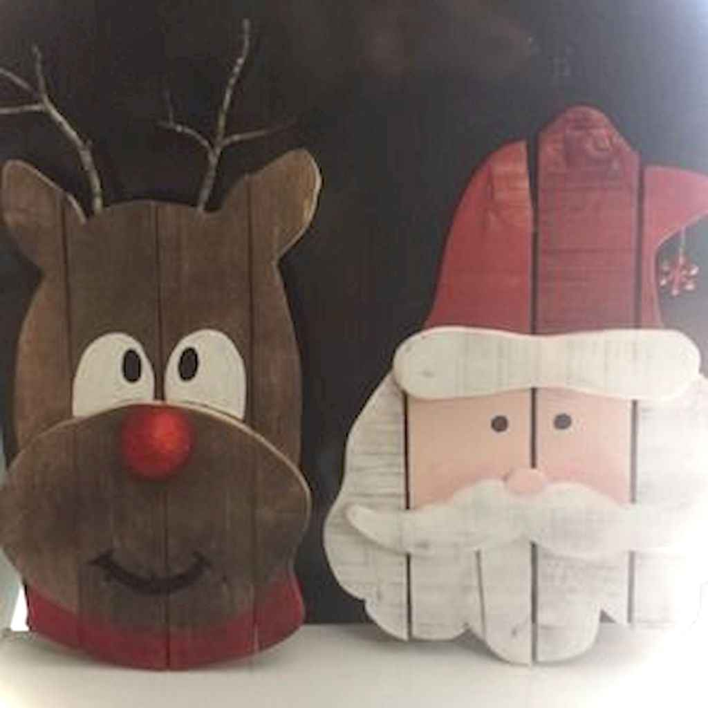 0038 Awesome DIY Wooden Christmas Craft Ideas