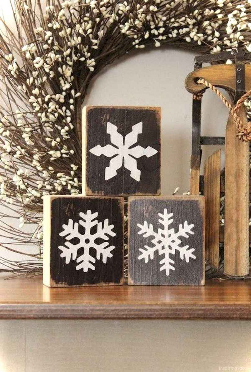0039 Awesome DIY Wooden Christmas Craft Ideas