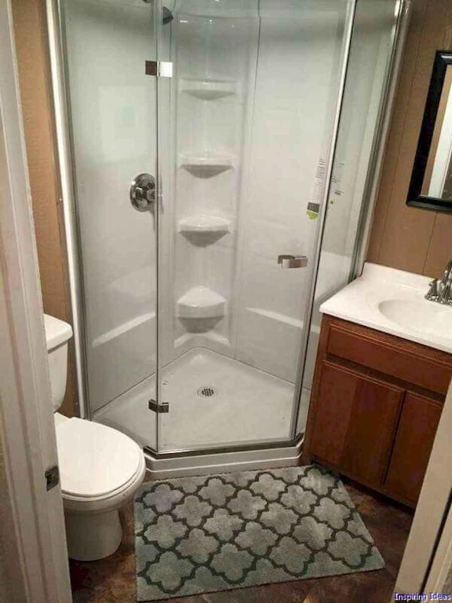 034 Clever Small Bathroom Design Ideas