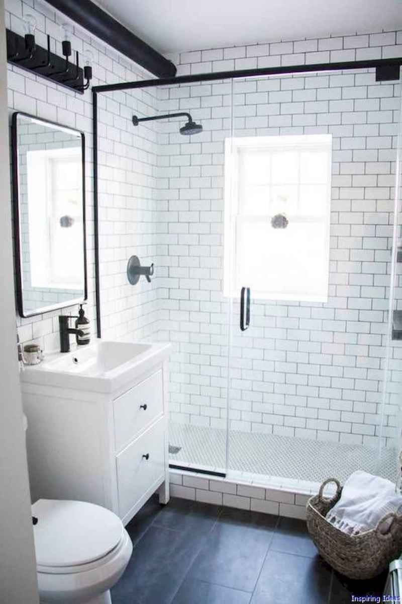 044 Clever Small Bathroom Design Ideas