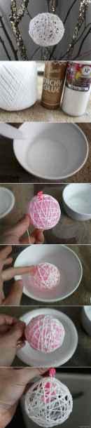 Easy DIY Christmas Ornaments Ideas 0005