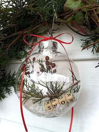 Easy DIY Christmas Ornaments Ideas 0028