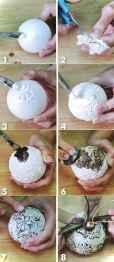 Easy DIY Christmas Ornaments Ideas 0049