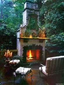 40 Insane Vintage Garden furniture Ideas for Outdoor Living14