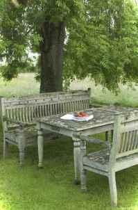 40 Insane Vintage Garden furniture Ideas for Outdoor Living19