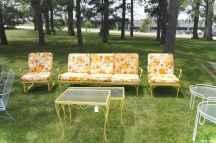 40 Insane Vintage Garden furniture Ideas for Outdoor Living23