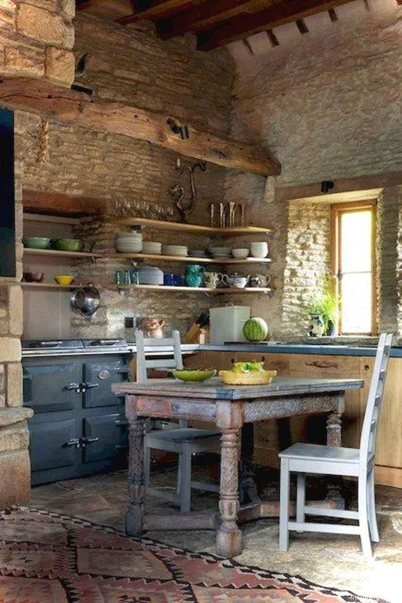 46 Small Cabin Cottage Kitchen Ideas19