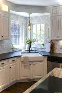 46 Small Cabin Cottage Kitchen Ideas21