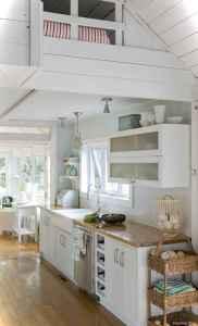 46 Small Cabin Cottage Kitchen Ideas31