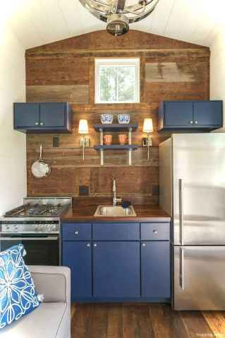 46 Small Cabin Cottage Kitchen Ideas43