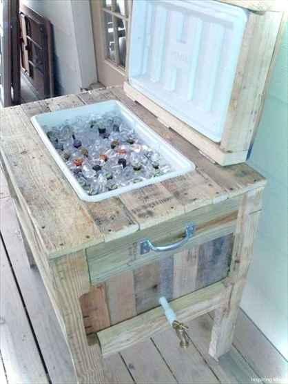 58 Nice DIY Garden Furniture Design Ideas10