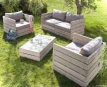 58 Nice DIY Garden Furniture Design Ideas13