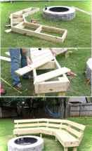 58 Nice DIY Garden Furniture Design Ideas14