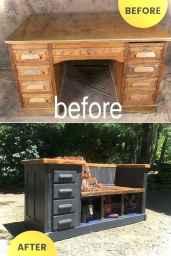 58 Nice DIY Garden Furniture Design Ideas43