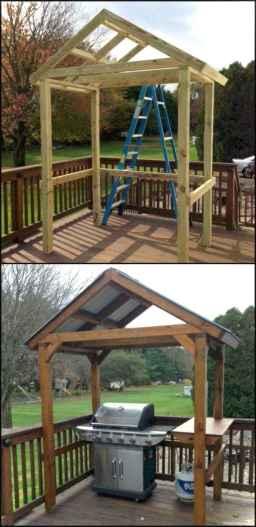 58 Nice DIY Garden Furniture Design Ideas45