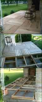 58 Nice DIY Garden Furniture Design Ideas52