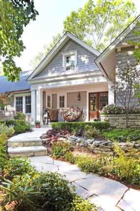 Awesome Cottage House Exterior Ideas Ranch Style 06