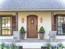 Awesome Cottage House Exterior Ideas Ranch Style 42