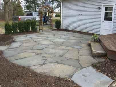 Paver Walkways Ideas for Backyard Patio 15