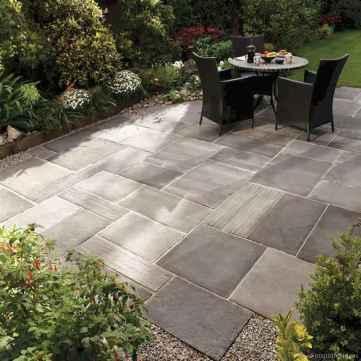 Paver Walkways Ideas for Backyard Patio 21