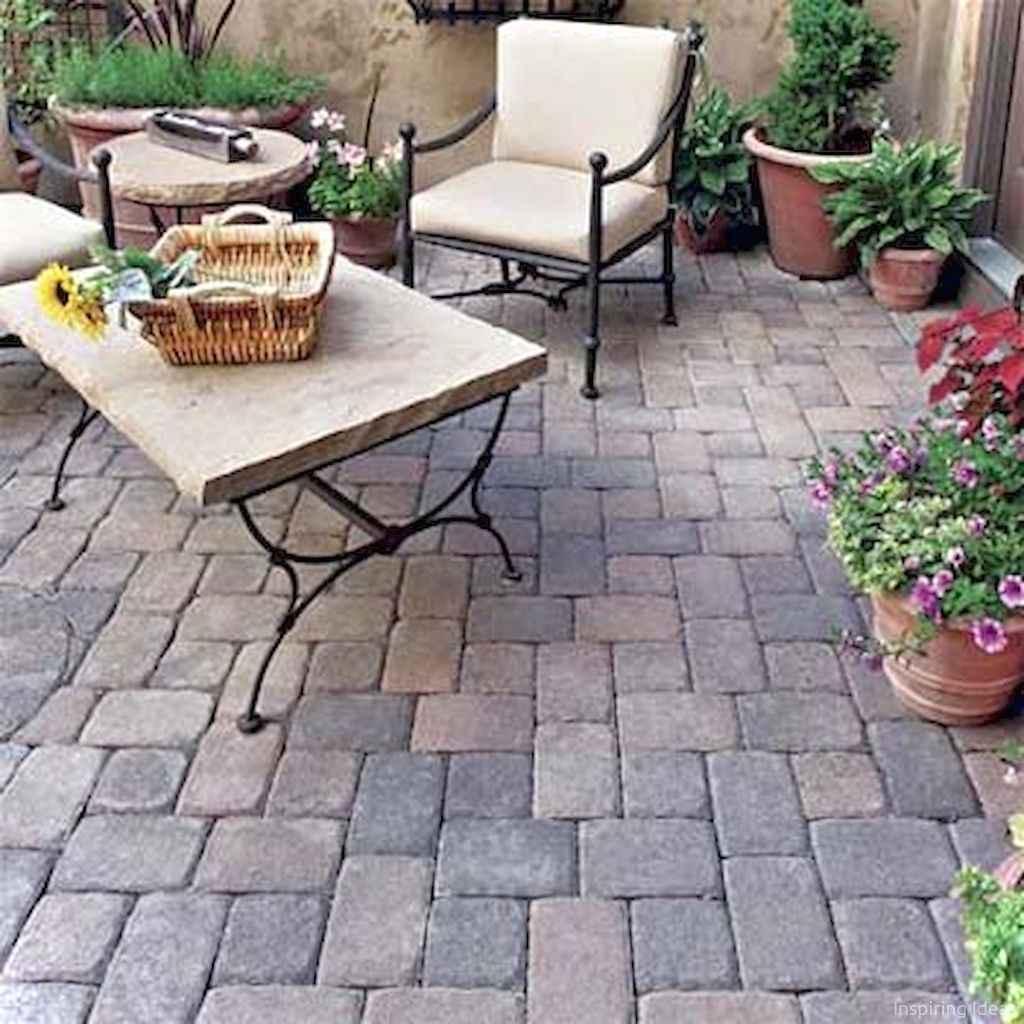 Paver Walkways Ideas for Backyard Patio 25