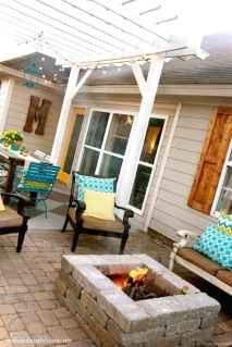 Paver Walkways Ideas for Backyard Patio 29