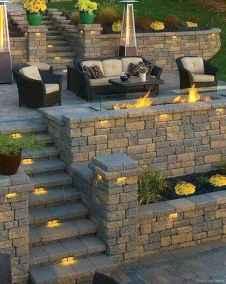 Paver Walkways Ideas for Backyard Patio 32
