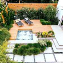 Paver Walkways Ideas for Backyard Patio 37