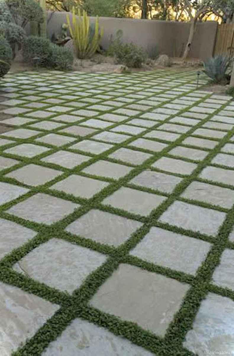 Paver Walkways Ideas for Backyard Patio 49