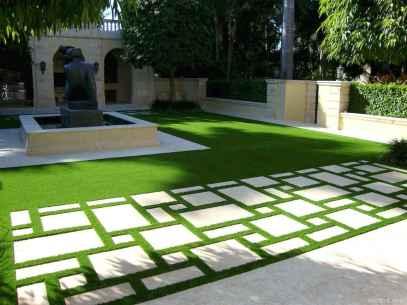 Paver Walkways Ideas for Backyard Patio 53