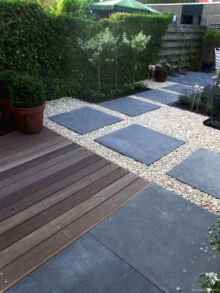 Paver Walkways Ideas for Backyard Patio 57