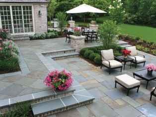 Paver Walkways Ideas for Backyard Patio 70