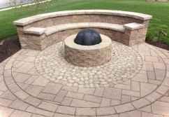 Paver Walkways Ideas for Backyard Patio 73