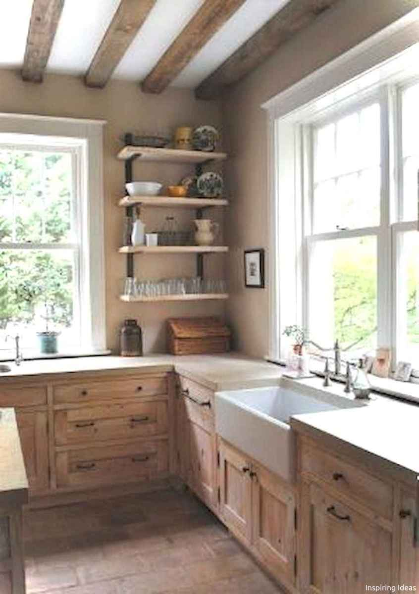 Rustic Cottage Kitchen Cabinets Ideas28 Lovelyving