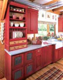 Rustic Cottage Kitchen Cabinets Ideas39