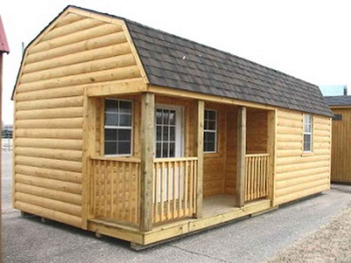 09 Affordable Log Cabin Homes Ideas
