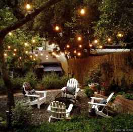 110 Fabulous Gravel Patio Ideas with Fire Pits 13