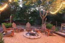 110 Fabulous Gravel Patio Ideas with Fire Pits 80