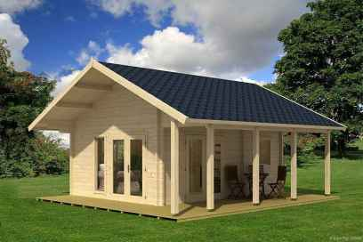 16 Affordable Log Cabin Homes Ideas