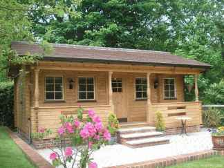 22 Affordable Log Cabin Homes Ideas