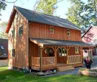 25 Affordable Log Cabin Homes Ideas
